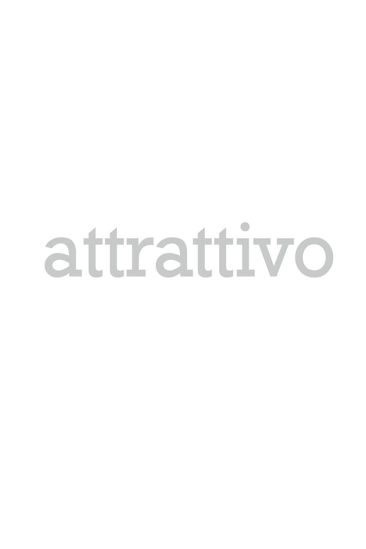 Παντελόνα εμπριμέ με ζωνάκι και φουντάκια  9906538 - attrattivo 0afe629793b