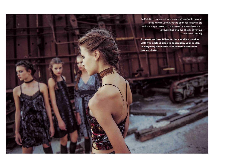 Anytime Magazine A/W 2017-18